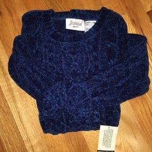 Vintage Chenille Jessica Sweater